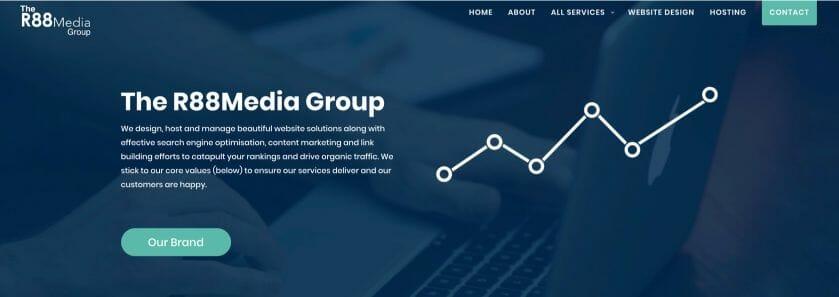 The R88Media Group | Website Designers, Design & Digital Marketing Hereford, Herefordshire, South Wales, West Midlands